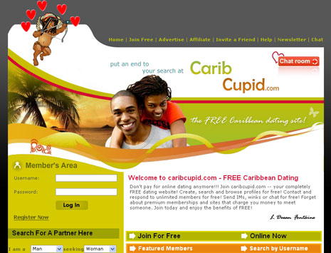 Barbados dating websites