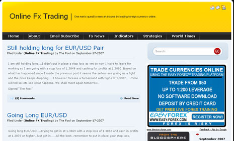 FXCM Forex Trading